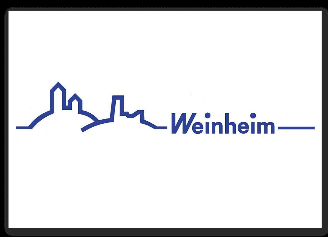Stadt Weinheim Kachel