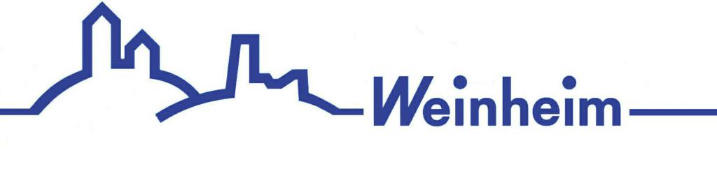 Stadt Weinheim Logo