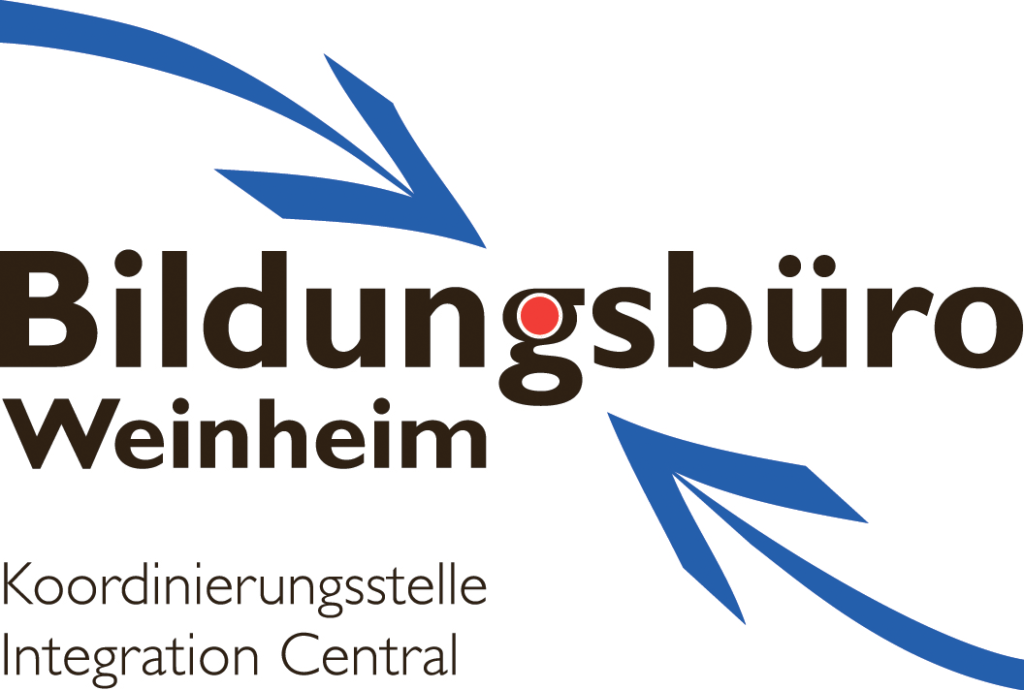 bildungsbuero weinheim Logo