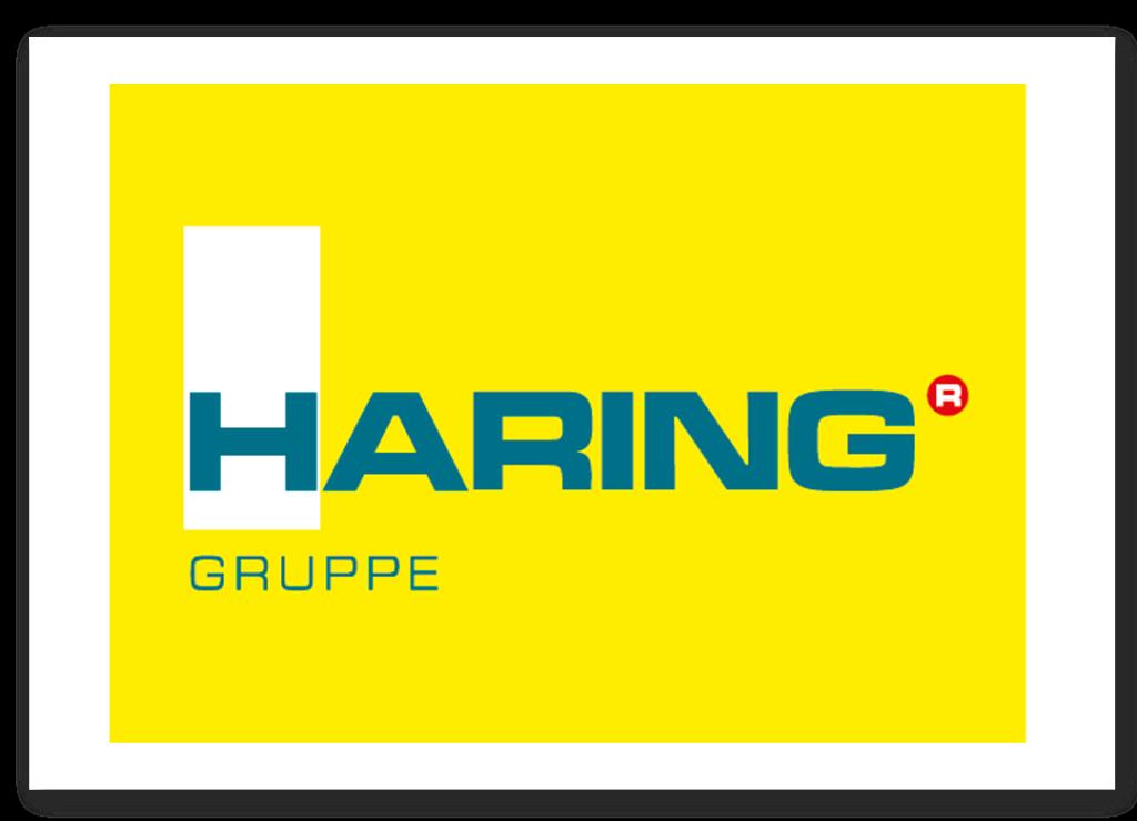 Logo Haring